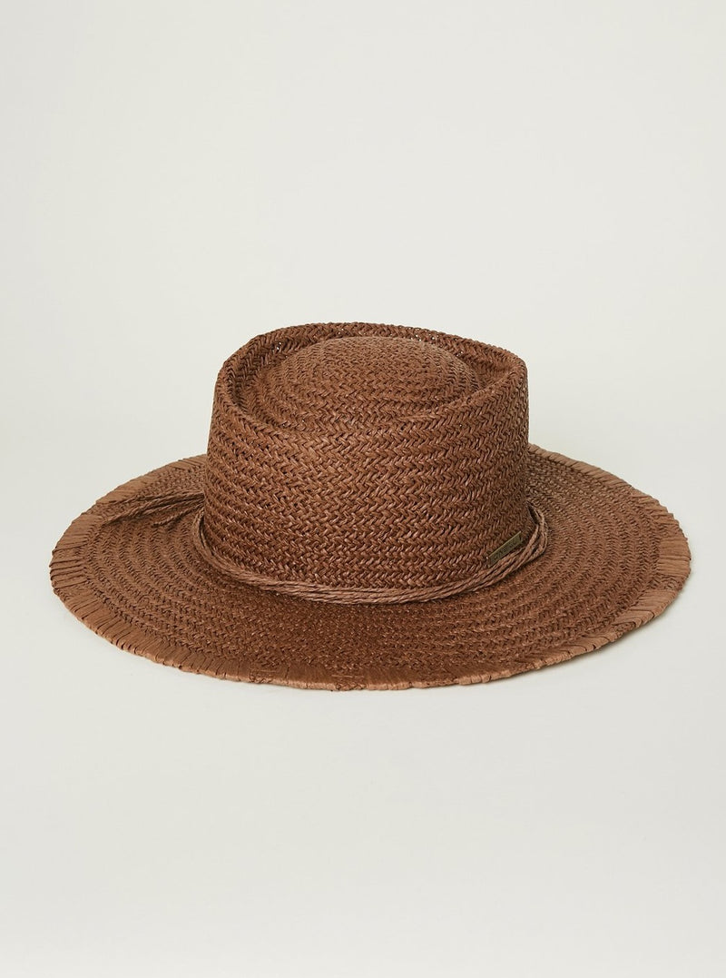 Abroad Straw Hat