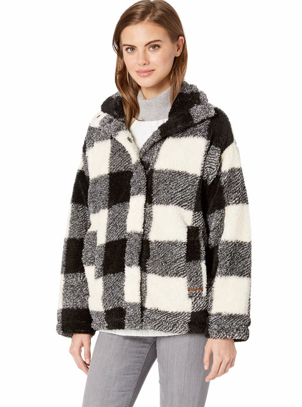 Cozy Days Sherpa Fleece Jacket
