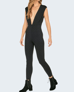 Cats Meow Jumpsuit