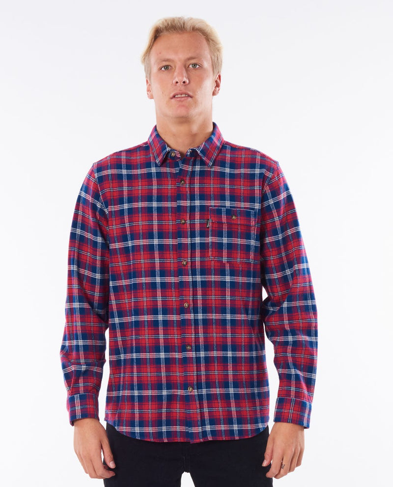 Saltwater Check Long Sleeve Shirt | 2 Colors