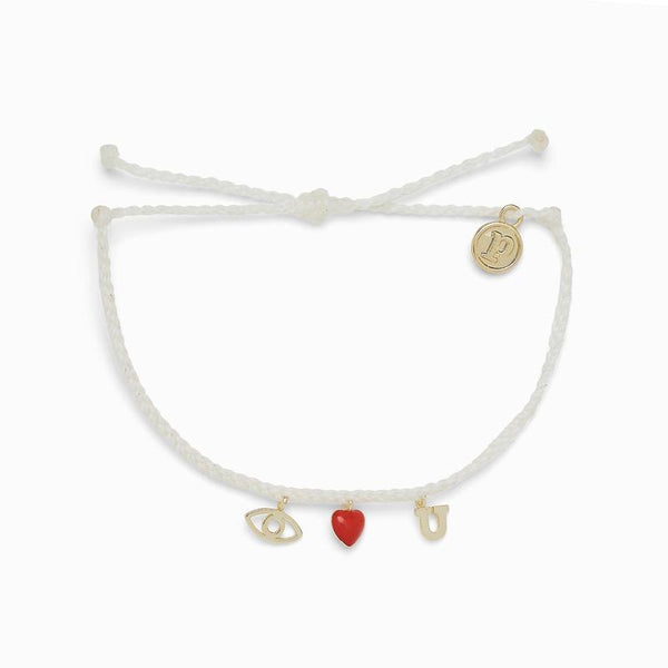 EYE LOVE YOU BRACELET