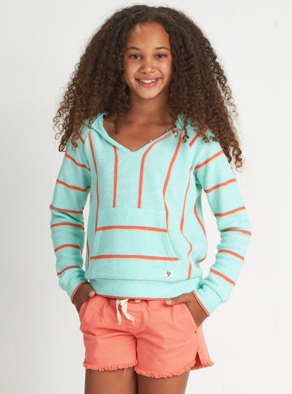Girls' Sandy Stripe