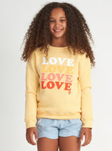 Girls' So Much Love Fleece