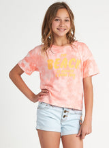 Girls' Beach Babe Tee