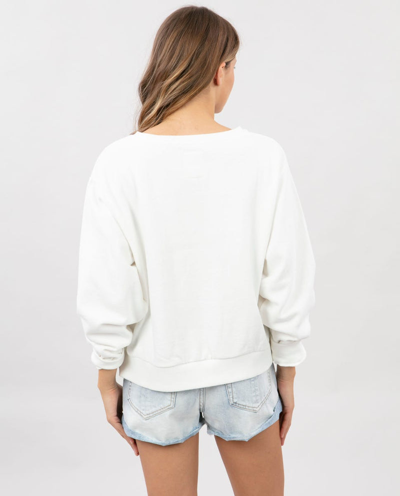 Surf Bloom Sweatshirt