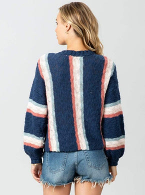 Keep On Surfin Sweater I 2 Colors