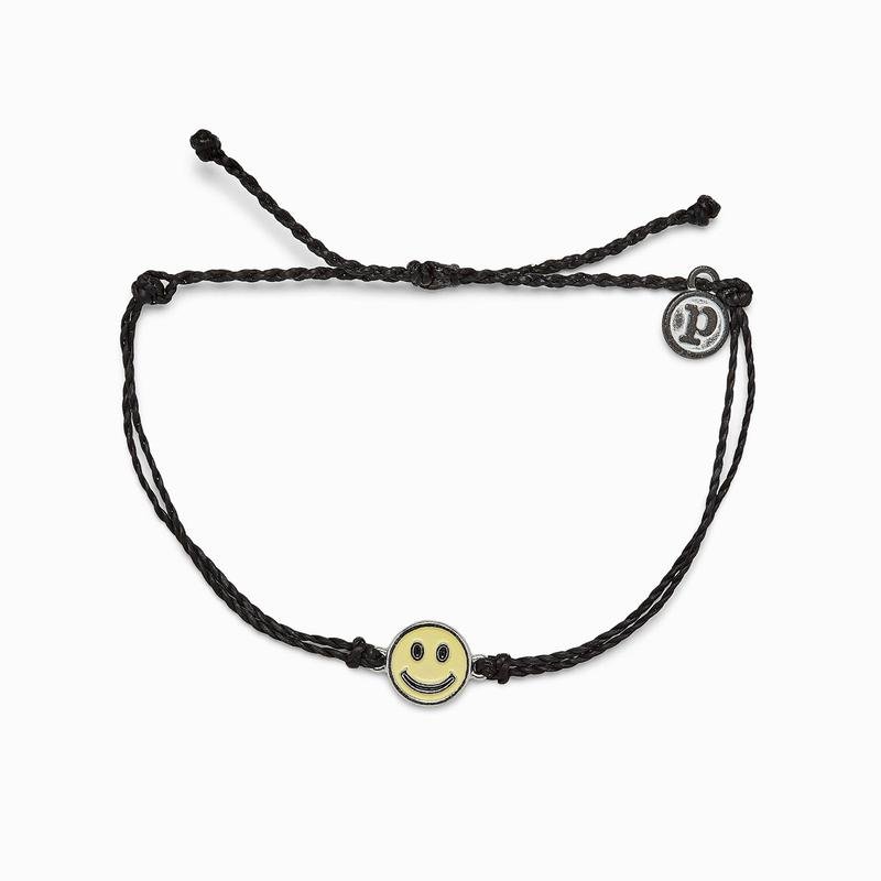 HAPPY FACE CHARM | 2 COLORS