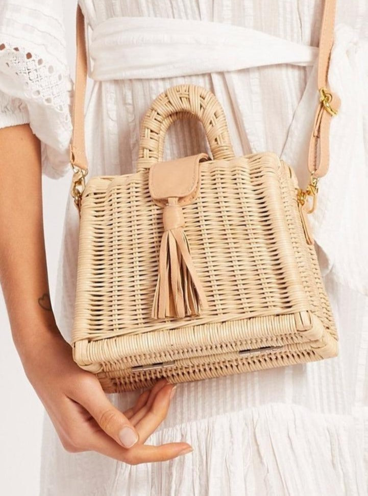 Ani Basket Bag