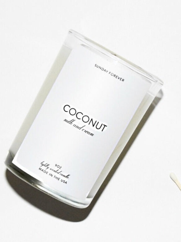 Coconut Soy Candle