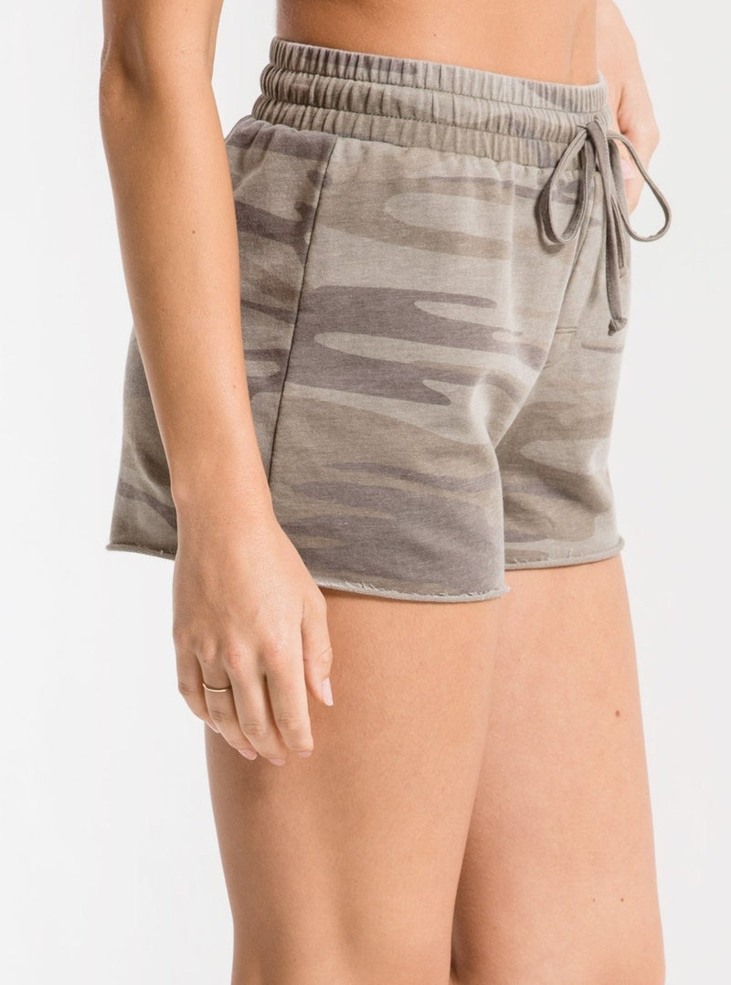 The Camo Sporty Short
