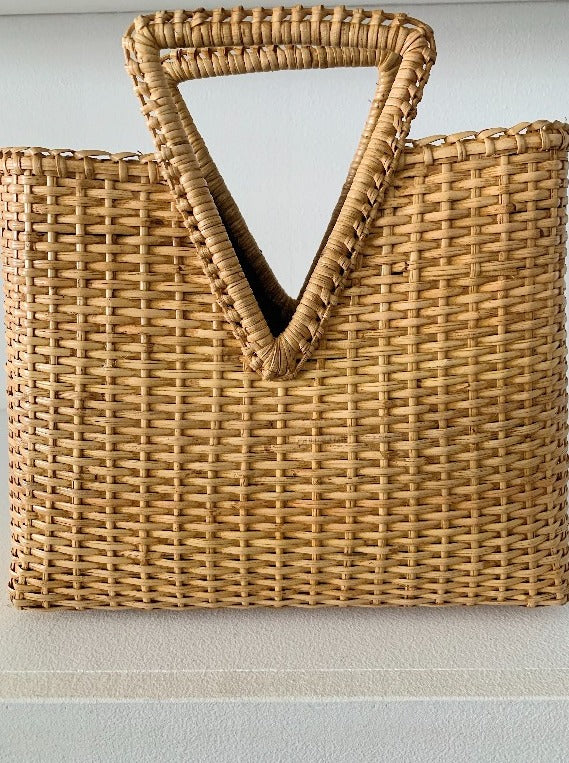 Oberoi Basket Bag