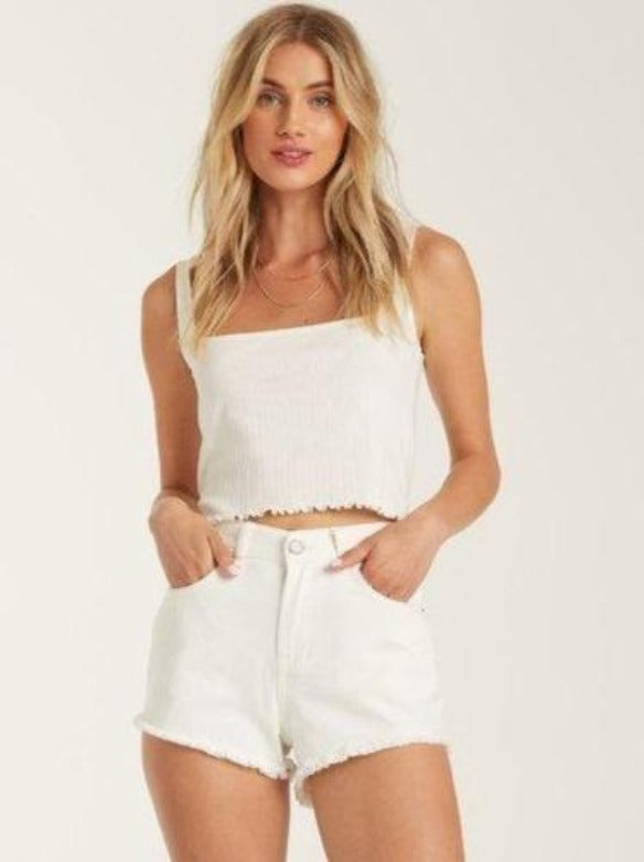 Drift Away Denim Short I 2 Colors