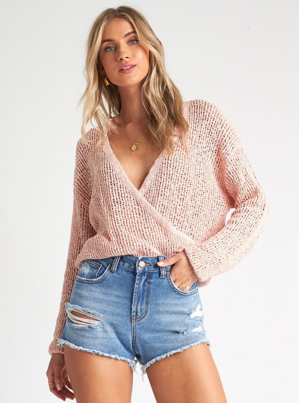 Sweet Bliss Sweater I 2 Colors