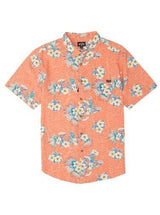 Sundays Floral Short Sleeve Shirt | 2 Colors