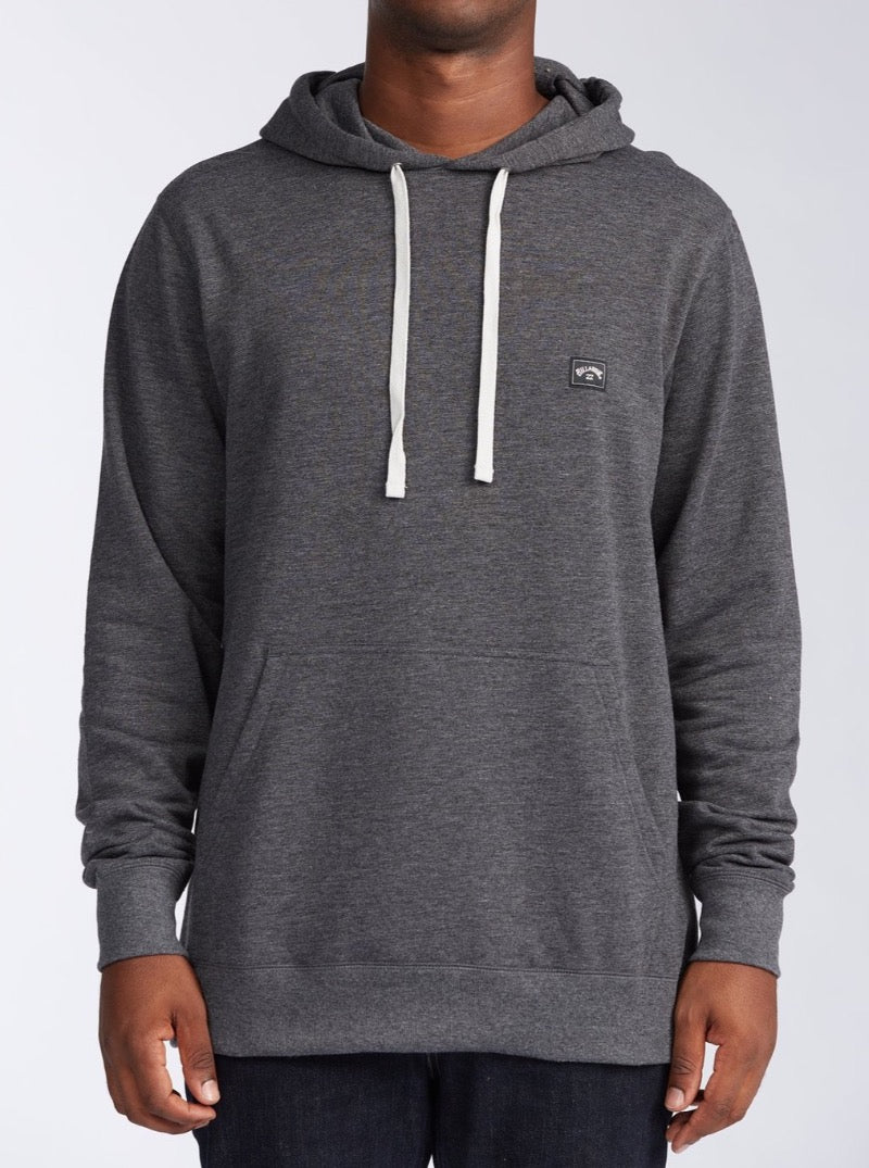 ALL DAY PULLOVER HOODY | 2 Colors