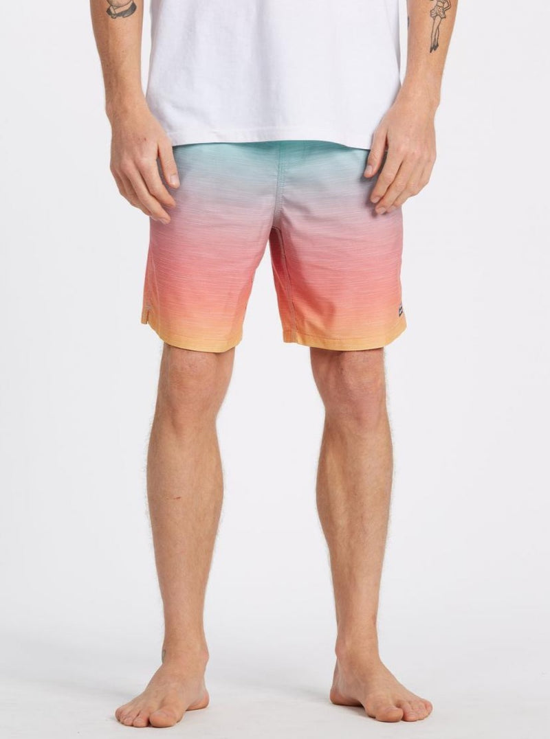All Day Fade Layback Boardshorts