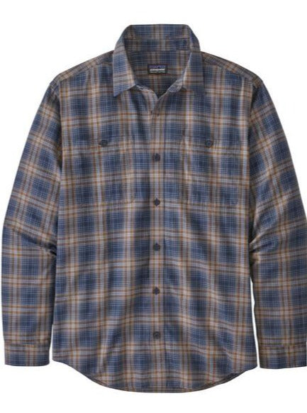 Mens Long Sleeve Pima Shirt