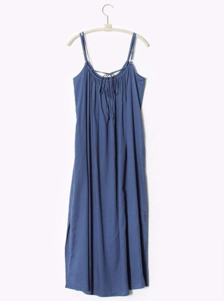 Rhode Dress in Blue Dusk