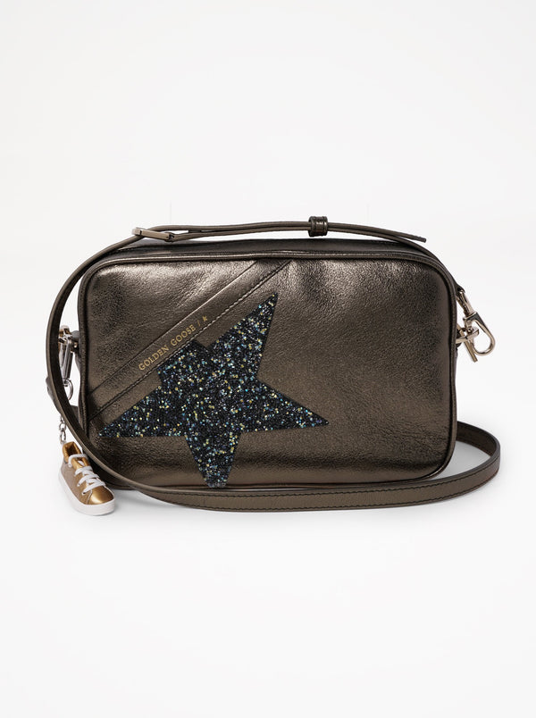 Star Bag Laminated Leather Body