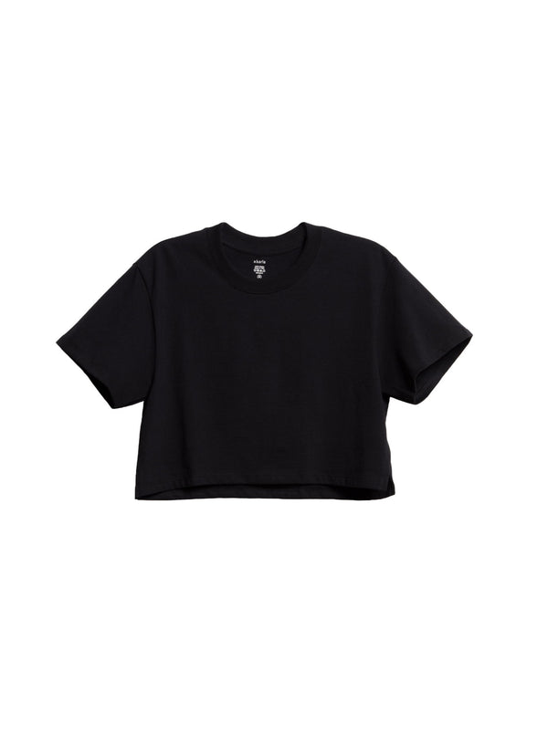 The Crop In Black
