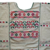 Huipil Mexican Dress Handmade in Oaxaca Mexico
