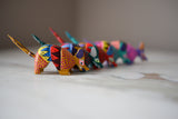 Armadillo Alebrije - The Little Pueblo