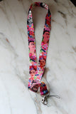 Keychain Frida Kahlo  Lanyard - The Little Pueblo