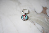 Frida Kahlo Key Chain - The Little Pueblo