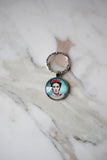 Frida Kahlo Keychain - The Little Pueblo