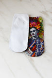 Frida Kahlo Printed Socks - The Little Pueblo