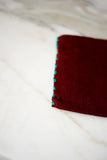Bag - Embroidered Mexican Coin Purse - handmade in Chiapas - The Little Pueblo