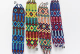 Embroidered Mexican Woven Friendship Bracelets - Long - The Little Pueblo