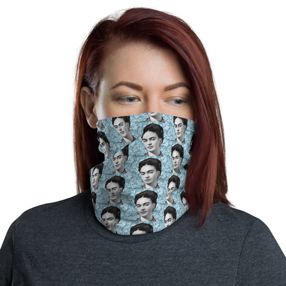 Frida Neck Gaiter Face Mask - The Little Pueblo