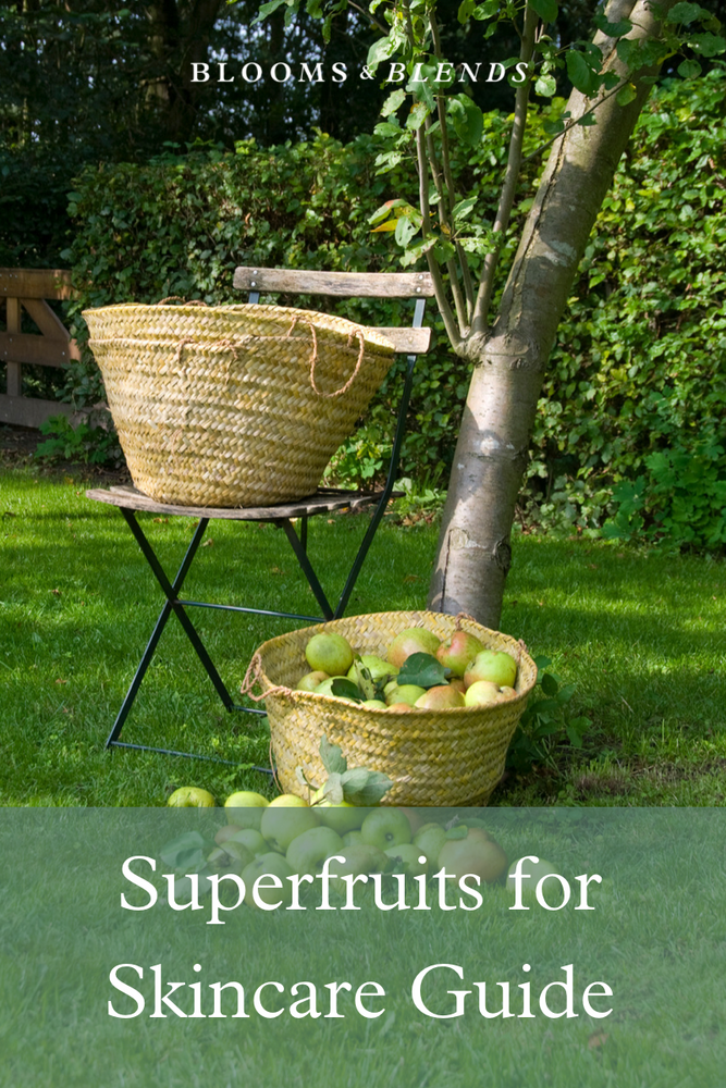 Superfruits for Skincare Guide
