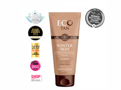 ÉCO TAN Crème auto-bronzante Winter skin Light/Médium