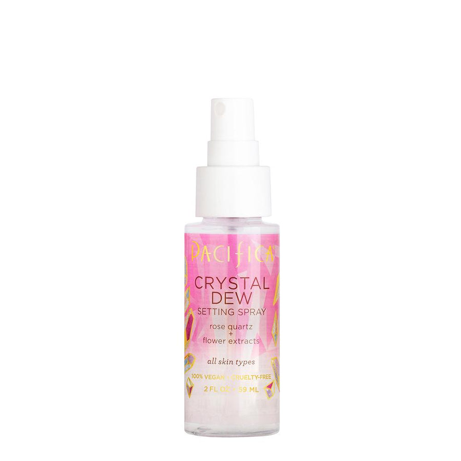 Crystal dew fixateur maquillage