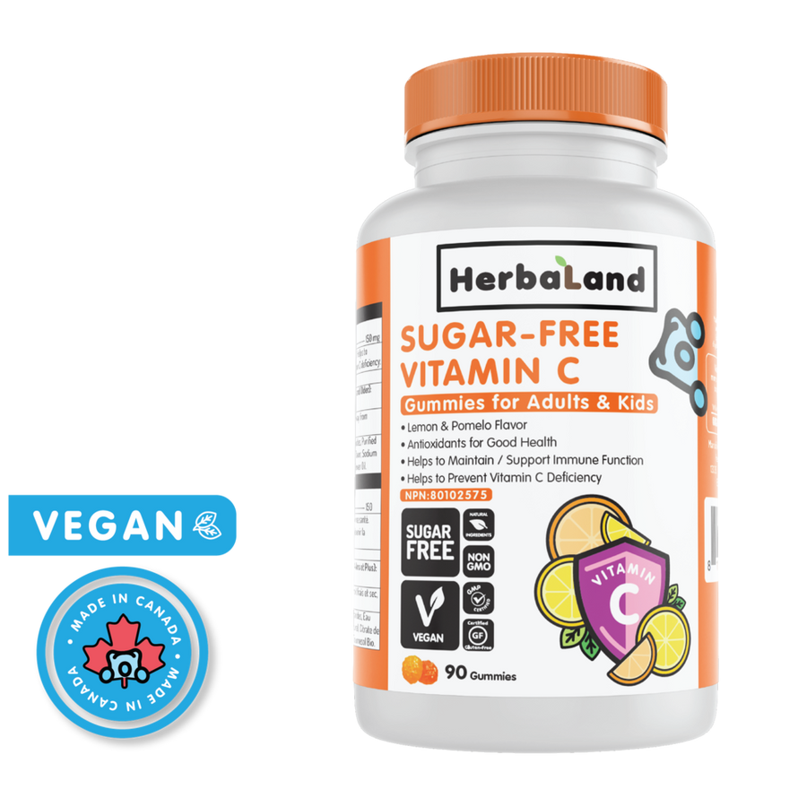 VITAMINE C gummies antioxidants