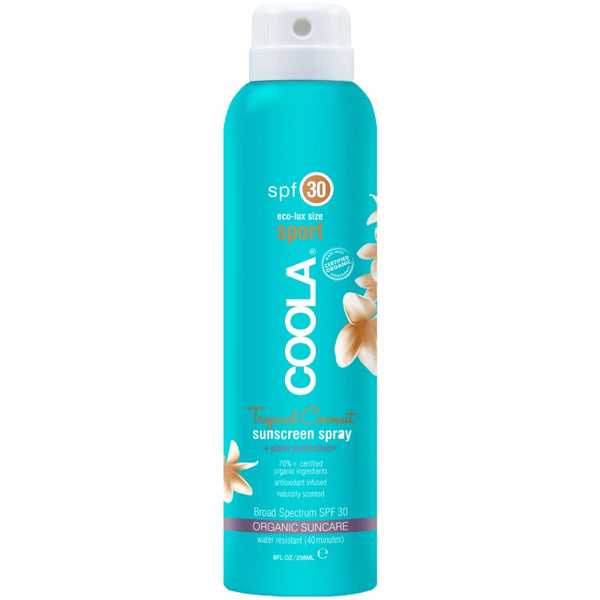 Protection solaire spray Coconut tropical SPF 30