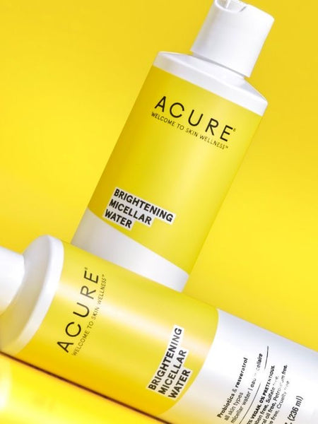 ACURE Eau micellaire éclaircissante  / Brightening micellar water