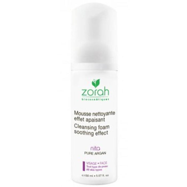 ZORAH Mousse nettoyante/ cleansing foam soothing effect