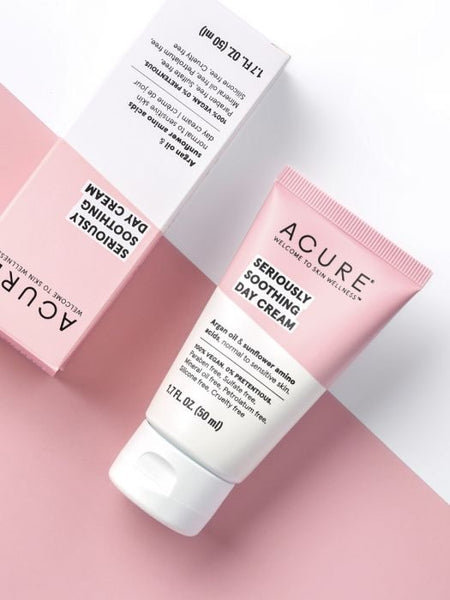 ACURE Crème de jour apaisante  / Seriously soothing day cream