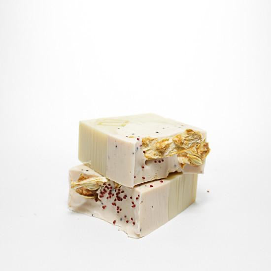 DEUX savon Citron & Canneberges/ soap lemon & cranberry