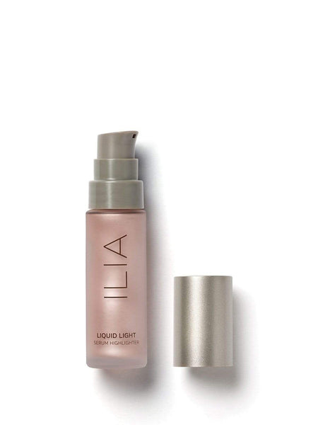 ILIA Liquid Light sérum highlighter Atomic