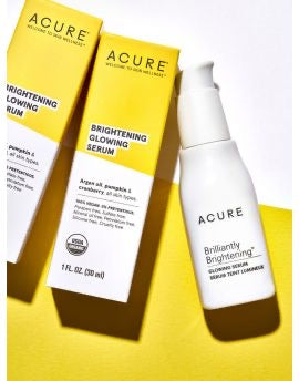 ACURE Sérum éclaircissant / Brightening glowing serum