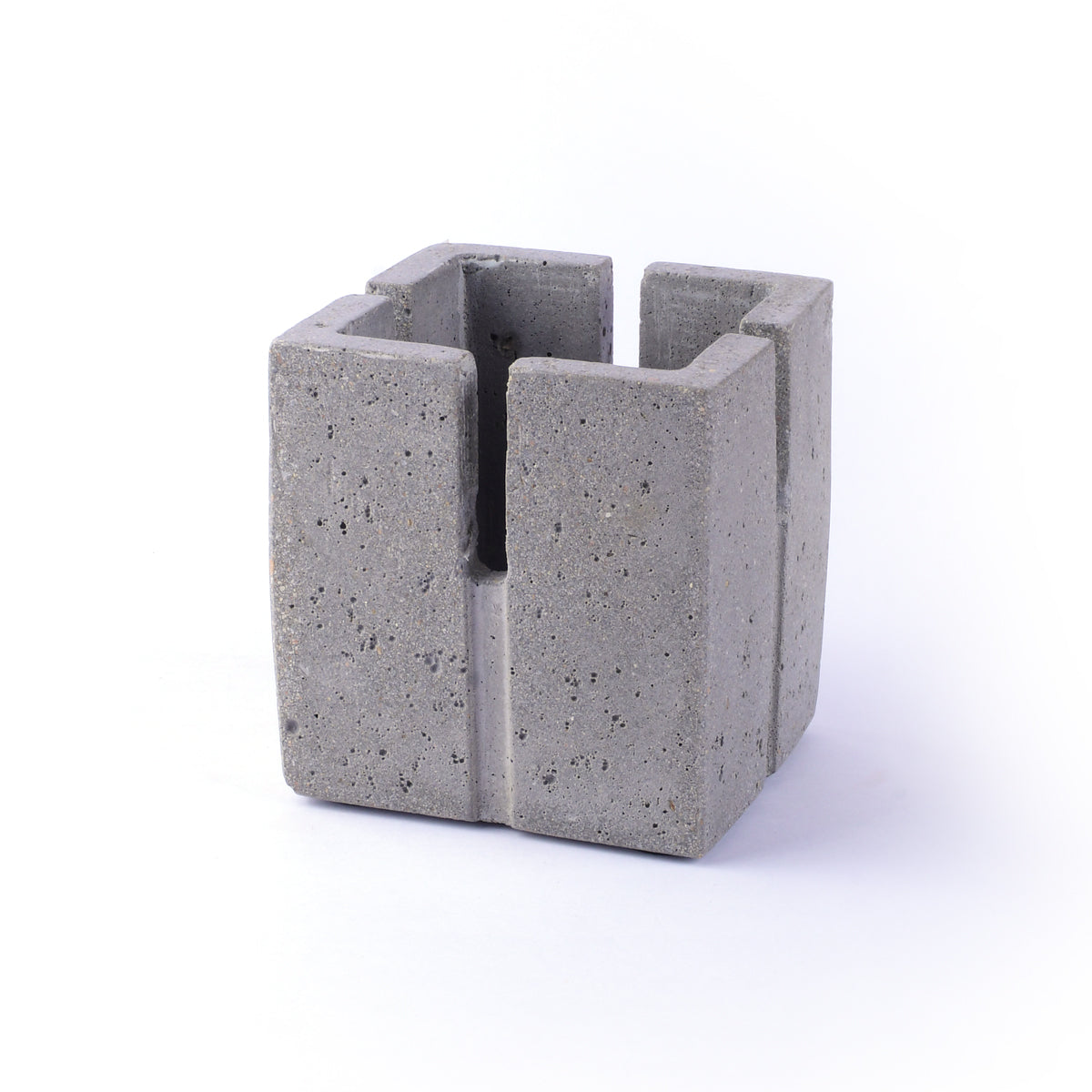 Cement Stationery Holder