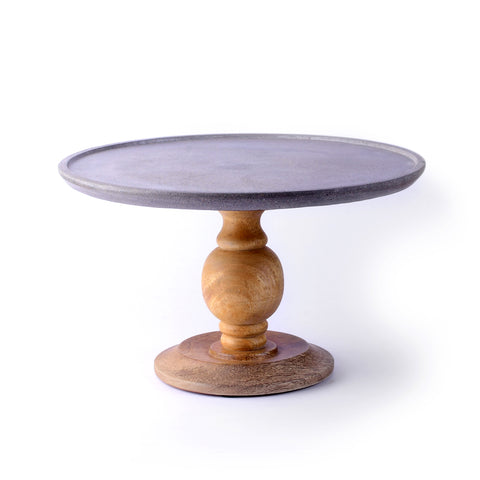 "Cake Stand 12"" - Crank Furniture Co."
