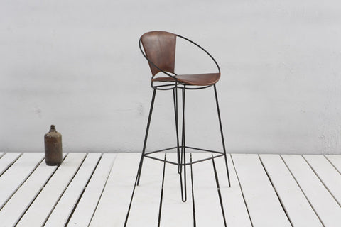 Soho Bar Table Chair - Crank Furniture Co.