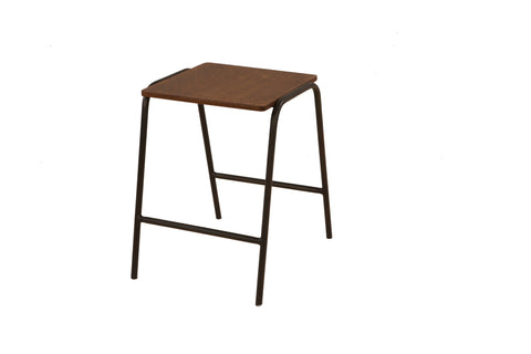 Ladder Café Stool x 2 - Crank Furniture Co.