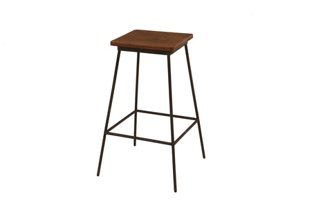 Brian Kitchen Counter Height Stool x 2 - Crank Furniture Co.