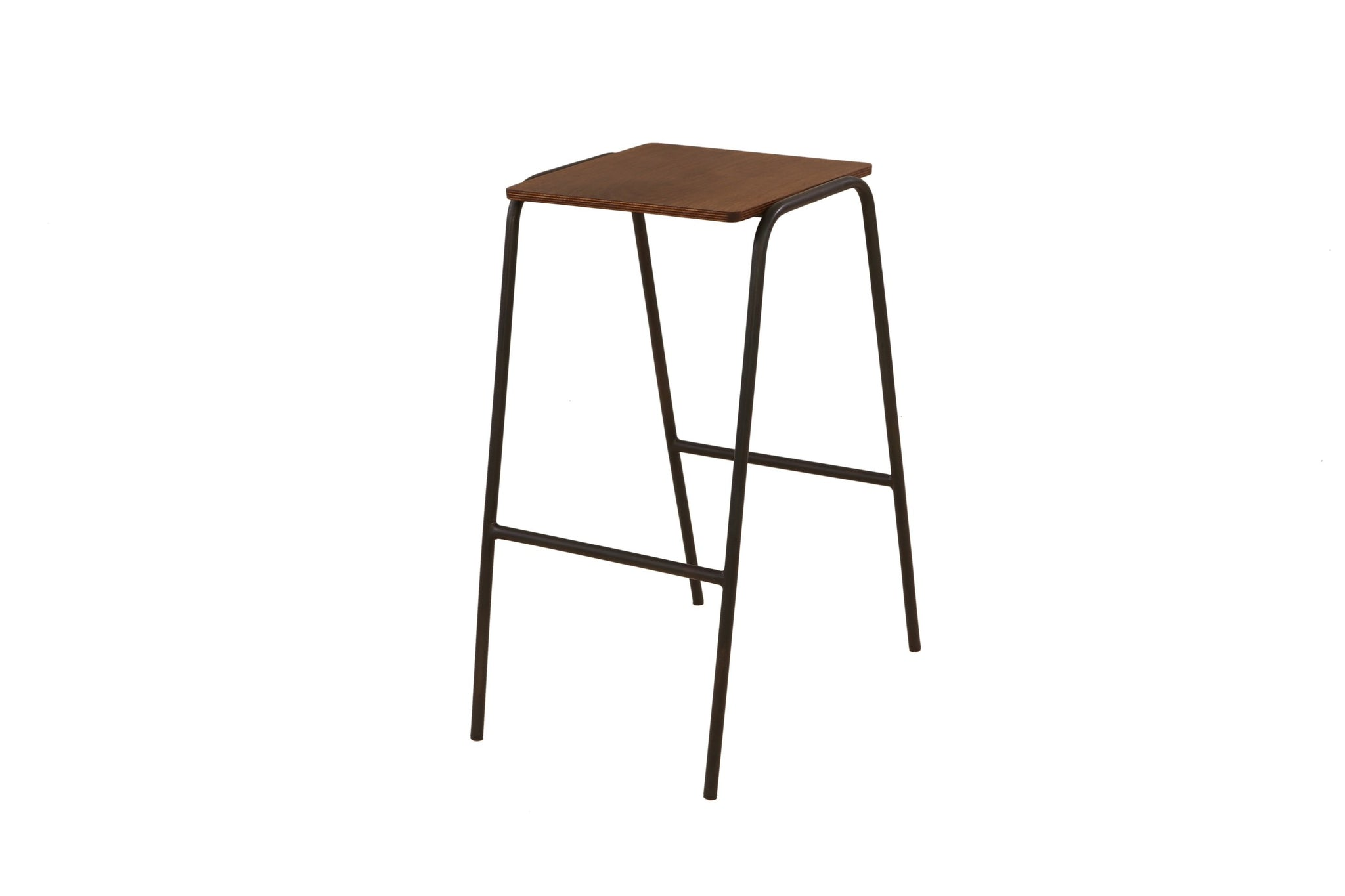 Ladder Kitchen Counter Height Stool x 2